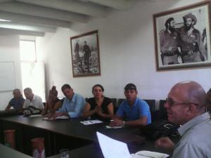CUBA- RECORRIDO FILIALES Y CENTROS UNIVERSIDAD DE HOLGUÍN