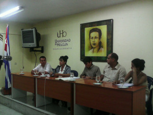 CUBA- CONSTITUCIÓN CONTINGENTE JULIO ANTONIO MELLA UNIVERSIDAD D