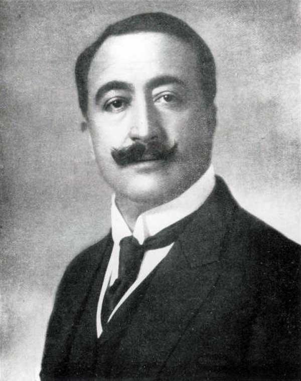 Uno de los más impugnados y relegados personajes del engranaje republicano: Orestes Ferrara y Marino.