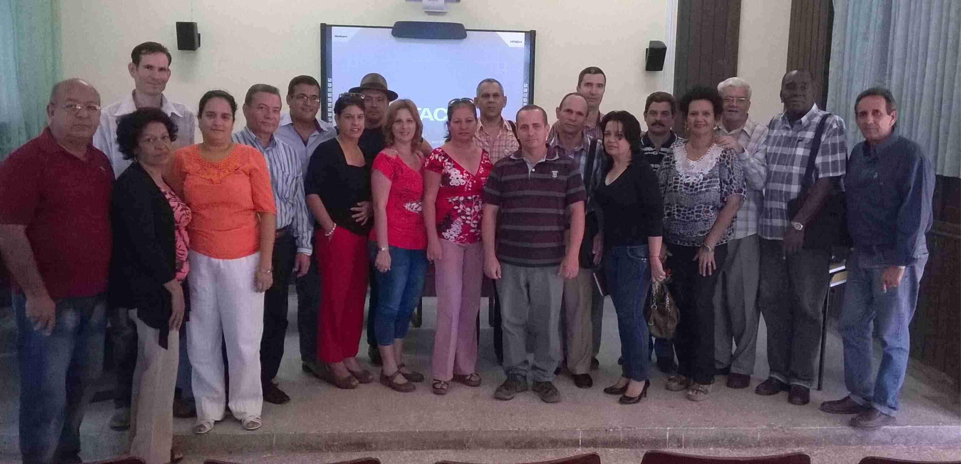Quedó constituido el Consejo Científico Asesor de la Universidad de Holguín