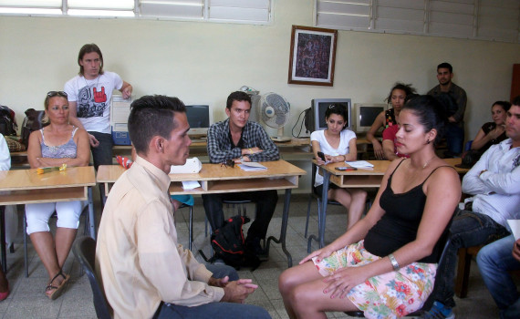 III Jornada Científica de Psicología Aplicada PSICAP 2016.. Desarrollada en la sede Celia Sánchez Manduley. UHO FOTO/Yudith Rojas Tamayo.