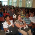 Comienzo del proceso de evaluación externa a las carreras Ingeniería Civil y Mecánica. Acto efectuado el 16 de mayo de 2016 en la Sede Oscar Lucero Moya. UHO FOTO/Luis Ernesto Ruiz Martínez.