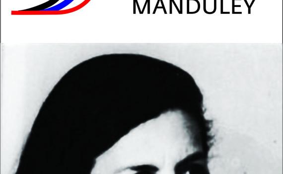 Cartel de la Cátedra Celia Sánchez Manduley. Diseño: Adrián Fernández Cuba.