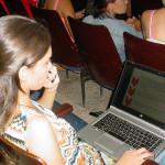 """Evento """"Hacia la equidad de género y educación familiar"""". Desarrollado en la Sede José de la Luz y Caballero de la Universidad de Holguín los días 12 y 13 de mayo de 2016. UHO-FOTO/Francisco Rojas González."""