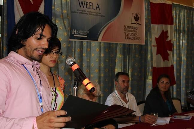 WEFLA convoca, cada dos años, a investigadores e intelectuales apasionados de las lenguas extranjeras, la comunicación y cultura.