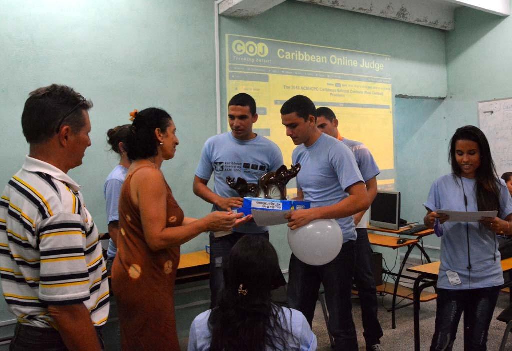 La Universidad de Holguín fue nuevamente sede del Concurso Internacional Universitario ACM de Programación. Foto: Yusmel Pérez.