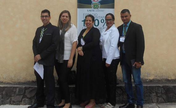 La delegación de la UHo permite mostrar los resultados científicos de nuestra institución.
