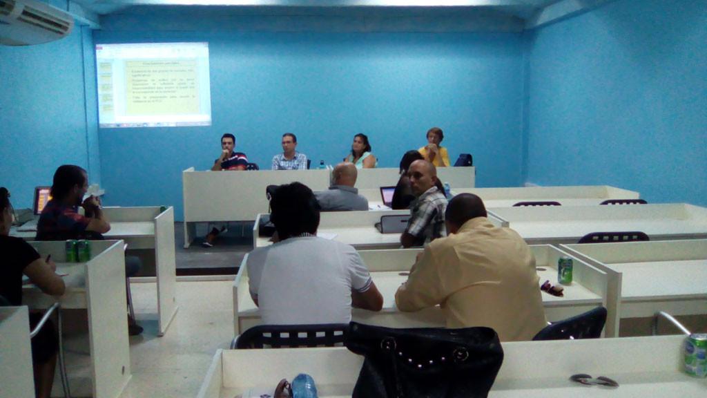 Los debates del IV Evento de Estudios Demográficos tuvieron como sede al Hotel Pernik, de Holguín.
