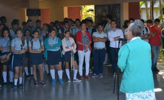 Jornada Puertas abiertas en la Universidad de Holguín