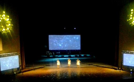 Exaequo, otra vez con participación destacada en el Festival de Artistas Aficionados.
