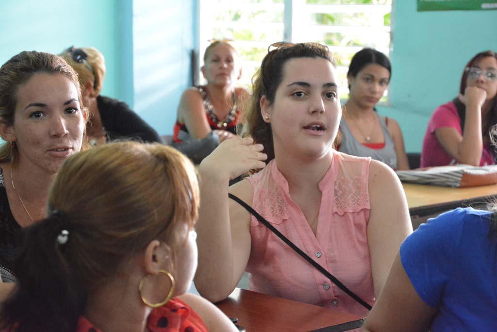 Inició proceso de aprobación del nuevo Plan de Estudio para carreras pedagógicas (+Fotos)