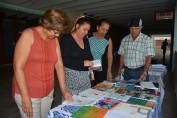 Varias exposiciones fueron organizadas como muestra de los resultados de las áreas y facultades de la UHO.  Desarrollado en la sede José de la Luz y Caballero, el 30 de marzo de 2017-UHO/Foto: Yudith Rojas Tamayo
