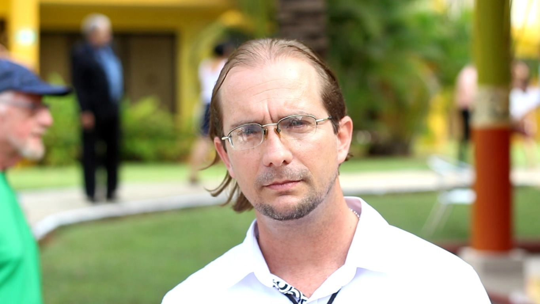 Rafael Lorenzo Martín / Secretario Científico / Universidad de Holguín. UHO FOTO/ Torralbas