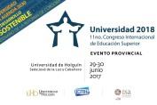 En Universidad 2018 podrá asistir toda la comunidad universitaria, aunque no sean delegados al evento provincial.