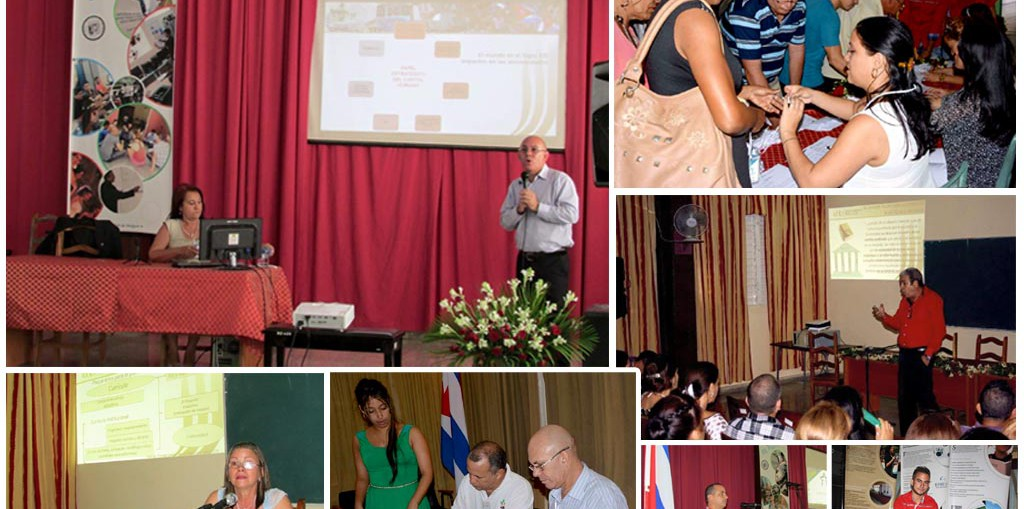 Exitoso desarrollo del Evento Provincial Universidad 2018.