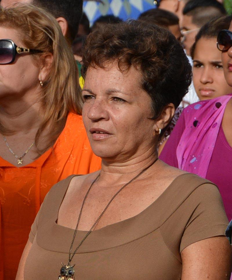 Dr. C. Clara Elena Marrero Fornaris, Directora de Cuadros