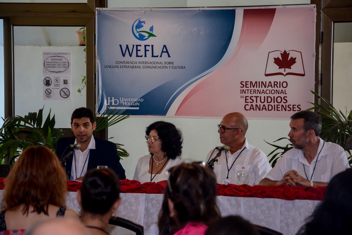 pertura oficial de Wefla 2018, efectuada en Guardalavaca. UHo FOTO/ Torralbas.