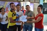 La Universidad de Holguín obtuvo el Primer Lugar en los Juegos Deportivos Universitarios 2018. Acto efectuado el 12 de abril de 2018 en la Sede Manuel Fajardo. UHO FOTO/Luis Ernesto Ruiz Martínez.
