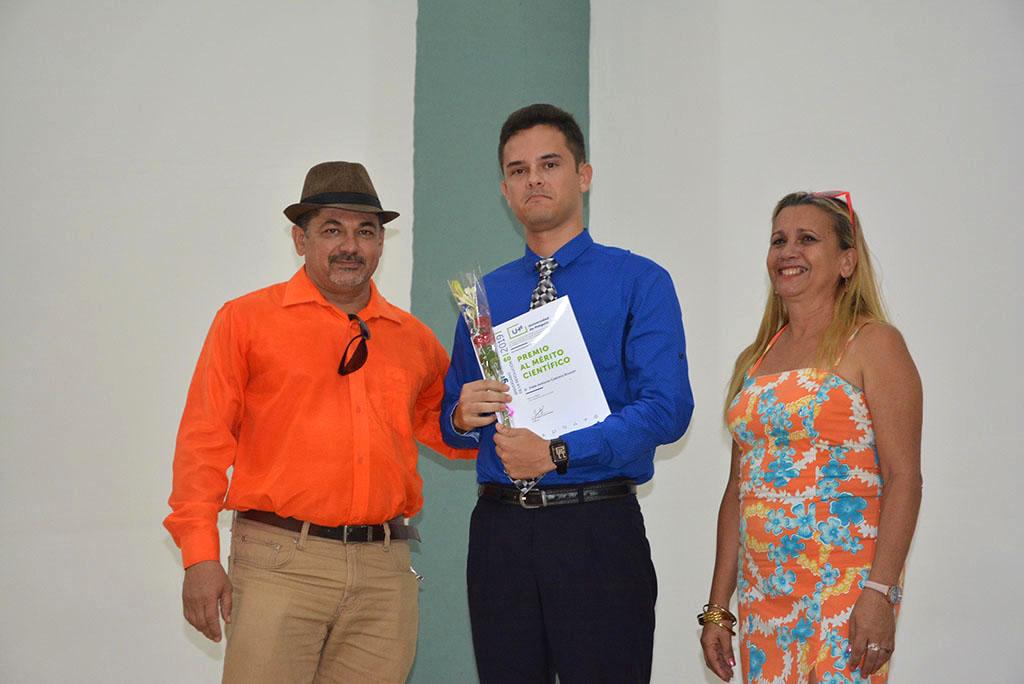 Más de 700 estudiantes reciben sus títulos en la Graduación 46 de la Universidad de Holguín, desarrollada en la sede José de la Luz y Caballero, del 3 al 5 de julio de 2019. UHo FOTO/Luis Ernesto Ruiz Martínez.
