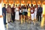 Acto de Graduación de la Especialidad de Dirección de Instituciones Educativas, efectuado en el salón de protocolo de la Plaza de la Revolución de Holguín, el 14 de noviembre de 2019. UHo FOTO/Luis Ernesto Ruiz Martínez.