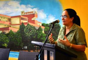 II Taller Universidad por el desarrollo sostenible, con la participación de representantes de más de 50 instituciones del territorio, en el Hotel Pernik.  UHo FOTO/Luis Ernesto Ruiz Martínez.