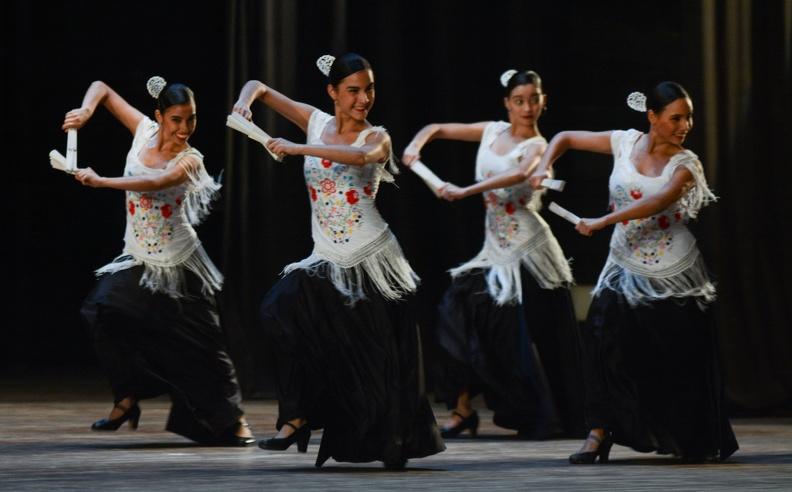 Gala Lizt Alfonso Dance Cuba a escena!, ameniza la inauguración del XII Congreso Internacional de Educación Superior Universidad 2020, en el Teatro Karl Marx, en La Habana, el 10 de febrero de 2020.   ACN FOTO/Marcelino VÁZQUEZ HERNÁNDEZ/ogm