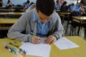 Desarrollan sexta edición de la Olimpiada de Matemáticas Número Pi en la Universidad de Holguín, el 14 de marzo de 2020. UHo FOTO/Yusmel Pérez Figueredo