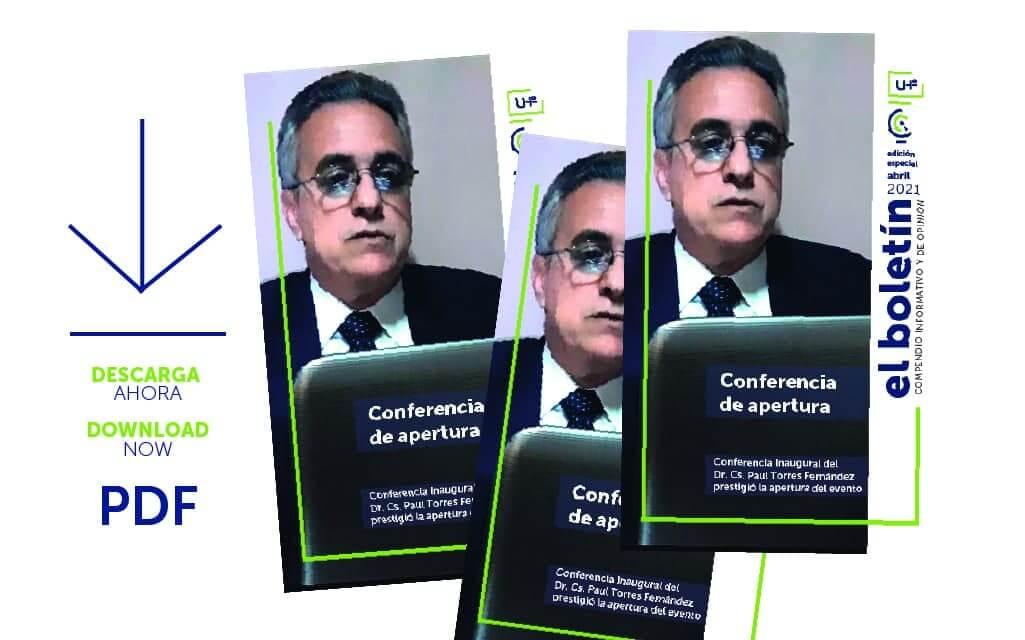 elBoletín, un compendio informativo que les acerca a lo más importante ocurrido en intensas sesiones de intercambios, de la X Conferencia Científica Internacional.