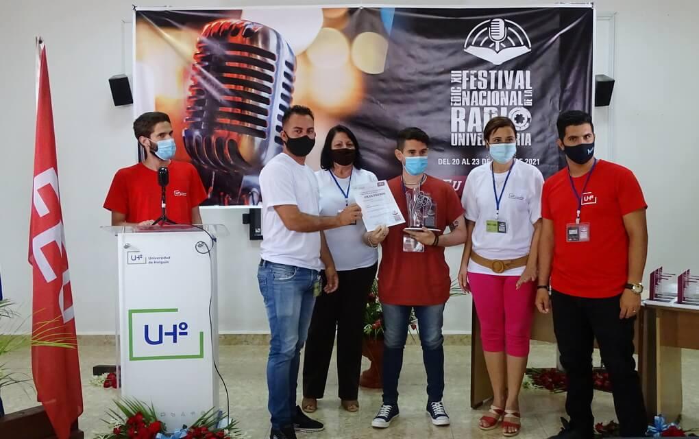 Concluye en Holguín el XII Festival Nacional de la Radio Universitaria
