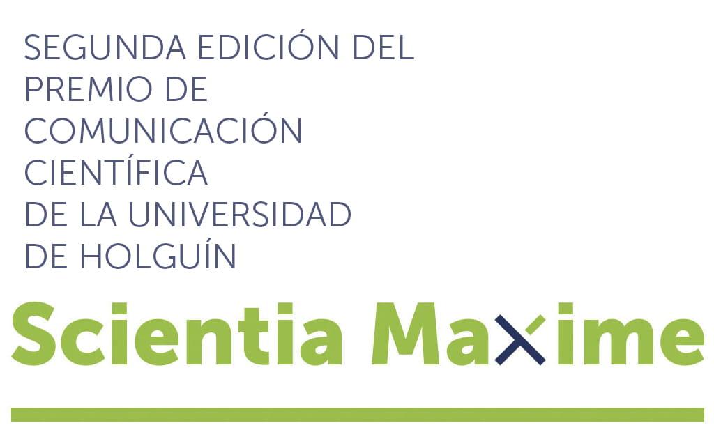 Segunda edición del Premio de Comunicación científica Scientia Maxime