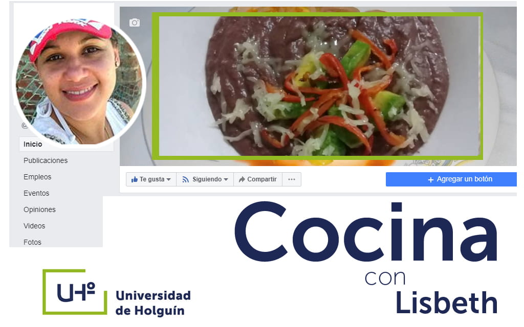 Cocina con Lisbeth